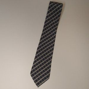 Gucci Navy striped Silk tie